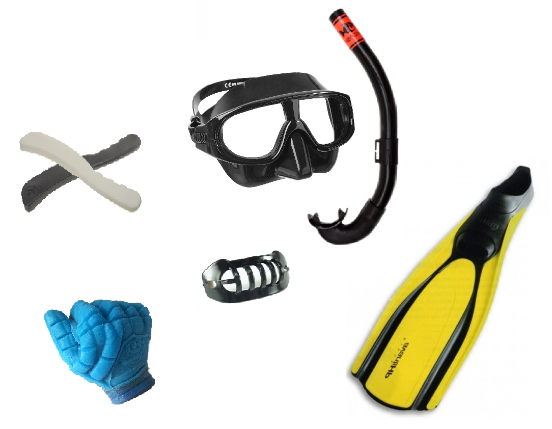 Underwater Hockey Complete Package