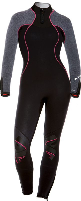 Bare 7mm Nixie Wetsuit, Womans