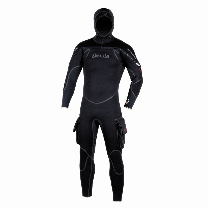 Hollis NeoTek Semi-dry suit